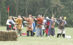picture of archers shooting the Walk-Up